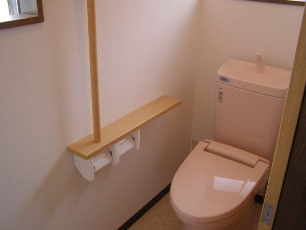 水洗 トイレ